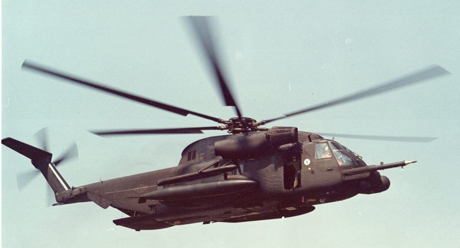 Early PAVE LOW