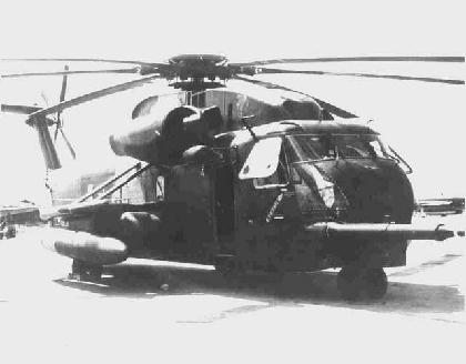 Sikorsky H-53B