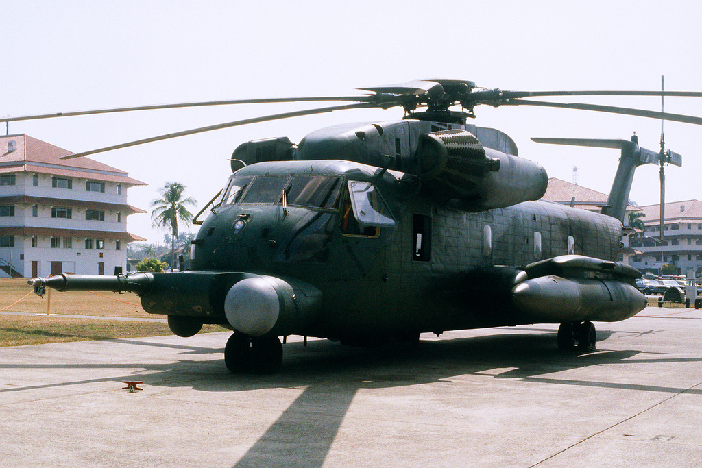 HH-53H PAVE LOW III